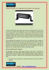 Cree Light Bar Available with Great Features.pdf