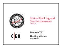 CEHv6 Module 20 Hacking Wireless Networks.pdf