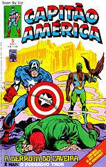 Capitão América - Abril # 005.cbr