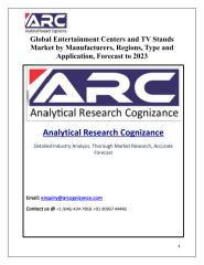 Global Entertainment Centers and TV Stands Market.pdf