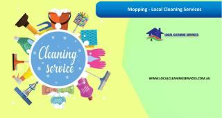Mopping - Local Cleaning Services.pdf