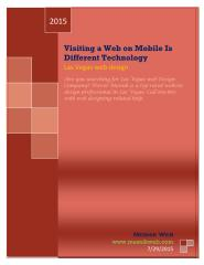 mobile friendly website development Las Vegas.pdf