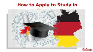 How to Apply to Study in Germany.pptx