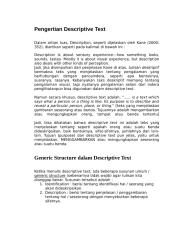 pengertian descriptive text.doc