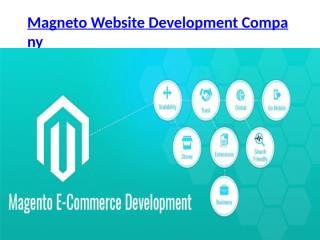 Magneto Website Development Company.pptx